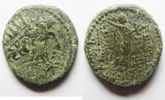 Ancient Coins - SELEUKID KINGDOM AE 21. DEMETRIUS III