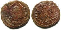 Ancient Coins - CONSTANTINE I AE FOLLIS , ROME MINT