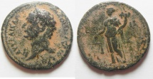 Ancient Coins - Egypt, Alexandria. Domitian, AE 27. Hemidrachm