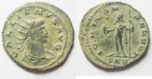 Ancient Coins - BEAUTIFUL GALLIENUS SILVERED ANTONINIANUS