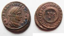 Ancient Coins - CONSTANTINE II AE 3 . BEAUTIFUL