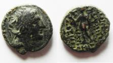 Ancient Coins - SELEUKID KINGDOM. AE 15