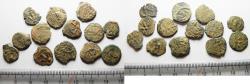 Ancient Coins - THIRTEEN Ancient Biblical Widow's Mite Coins