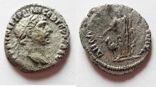 Ancient Coins - ARABIA. TRAJAN SILVER DRACHM
