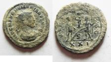 Ancient Coins - NUMERIAN AE ANTONINIANUS. AS FOUND