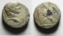 Ancient Coins - Antioch. VESPASIAN. AR Tetradrachm