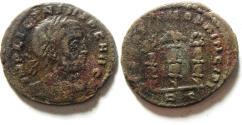 Ancient Coins - LICINIUS I AE FOLLIS,  ROME