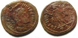 Ancient Coins - CONSTANTINE I AE FOLLIS , ROME MINT