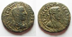 Ancient Coins - Arabia. Bostra under Philip I (AD 244-249). AE 29mm, 13.02g.