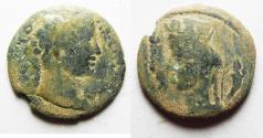 Ancient Coins - Coele Syria. Heliopolis under Caracalla (AD 198-217). AE 23mm, 6.63g.