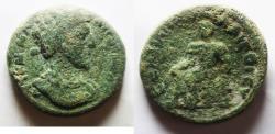 Ancient Coins - Decapolis. Abila. Lucius Verus. AD 161-169. AE 25