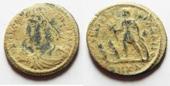 Ancient Coins - BEAUTIFUL CONSTANTIUS II AE CENT. AS FOUND