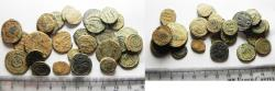 Ancient Coins - AS FOUND: LOT OF 28 ANCIENT ROMAN BRONZE COINS