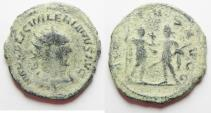 Ancient Coins - VALERIAN BILLON? ANTONINIANUS AS FOUND