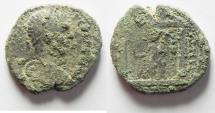 Ancient Coins - ARABIA. PETRA. GETA AE 28 . AS FOUND