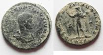 Ancient Coins - CONSTANTINE II AE FOLLIS . AS FOUND