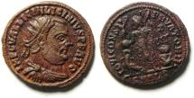 Ancient Coins - BEAUTIFULL LICINIUS I AE FOLLIS , ALEXANDRIA