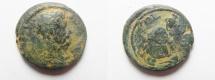 Ancient Coins - Phoenicia. Akko-Ptolemais under Marcus Aurelius (AD 161-180). AE 26mm, 11.59g.