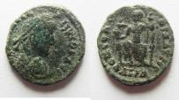 Ancient Coins - ROMAN AE 3