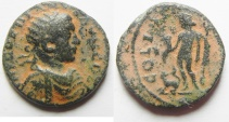Ancient Coins - Apparently unpublished. Phoenicia. Tyre under Gordian III (AD 238-244). AE 21mm