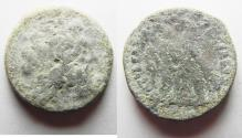 Ancient Coins - PTOLEMAIC KINGDOM. PTOLEMY VI AE 30. AS FOUND