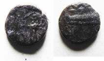 Ancient Coins - PHOENICIA. Sidon. `Abd`aštart (Straton) I. Circa 365-352 BC. AR Sixteenth Shekel