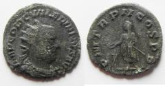 Ancient Coins - VALERIAN I BILLON ANTONINIANUS