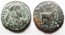 Ancient Coins - Julian II AE Double Maiorina