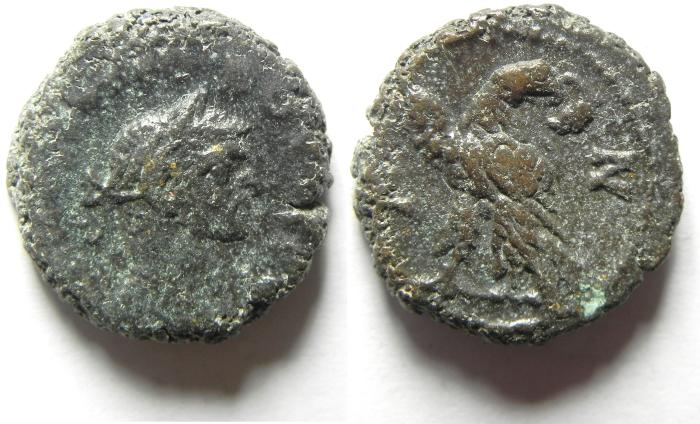 Ancient Coins - EGYPT , ALEXANDRIA POTIN TETRADRACHM