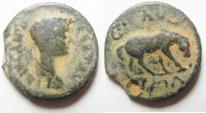 Ancient Coins - Troas, Alexandria Troas. Severus Alexander? A.D. 222-235. Æ. 22