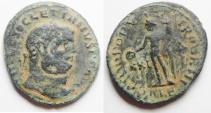 Ancient Coins - DIOCLETIAN AE FOLLIS . ALEXANDRIA MINT