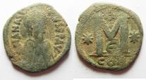 Ancient Coins - BYZANTINE. ANASTASIUS AE FOLLIS
