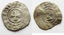 World Coins - MEDIEVAL. CRUSADER STATES. KINGDOM OF JERUSALEM. BALDWIN III (1143-1146).
