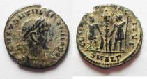 Ancient Coins - CONSTANTINE II AE 4 . ALEXANDRIA
