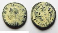 Ancient Coins - CONSTANTINE I AE 4 . COMMEMORATIVE