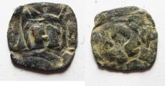 World Coins - CRUSADERS. BILLON DENIER
