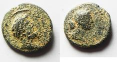 Ancient Coins - JUDAEA. OR DECAPOLIS AE 22