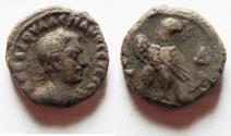 Ancient Coins - EGYPT. ALEXANDRIA. GALLIENUS BILLON TETRADRACHM