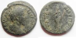 Ancient Coins - DECAPOLIS: Antioch ad Hippum, Lucius Verus. AD 161-169, AE24
