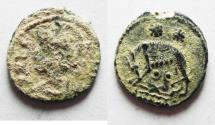 Ancient Coins - CONSTANTINE I AE 3 , ALEXANDRIA. COMMEMORATIVE ISSUE. AS FOUND