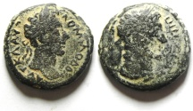 Ancient Coins - DECAPOLIS , GADARA , COMMODUS AE 25