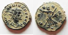 Ancient Coins - BEAUTIFUL CLAUDIUS II GOTHICUS AE ANTONINIANUS. AS FOUND