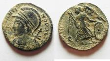 Ancient Coins - CHOICE AS FOUND: CONSTANTINE I THE GREAT. COMMEMORATIVE ISSUE. AE 3