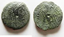 Ancient Coins - PTOLEMAIC KINGS of EGYPT. Ptolemy V Epiphanes. 204-180 BC. Æ 26. Alexandreia mint.