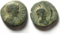 Ancient Coins - Roman Provincial, AE 23mm. Cilicia. Seleucia ad Calycadnum. Under Tranquillina. Apparently unpublished !!!!!