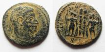 Ancient Coins - CONSTANTINE I AE 3 . ROME