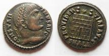 Ancient Coins - MINT STATE: CONSTANTINE I AE 3. ALEXANDRIA MINT