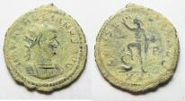 Ancient Coins - AS FOUND. AURELIAN AE ANTONINIANUS