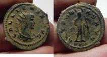 Ancient Coins - GALLIENUS ANTONINIANUS. AS FOUND