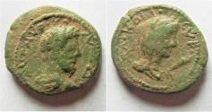Ancient Coins - Decapolis. Philadelphia under Commodus (AD 177-192). AE 21mm, 6.90g.